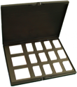 Picture of Empty Palette Case with Insert  (3 x 50g + 12 x 30g)