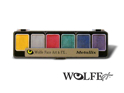 Picture of Wolfe FX - 6 Color Palette (Metallix)