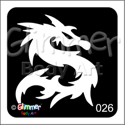 Picture of Dragon BG-26 - (5pc pack)