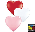 Picture of 15 Inch Heart - Sweetheart Assortment (50/bag)