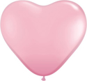 Picture of 15 Inch Heart - Pink (50/bag)