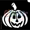 Picture of Scary Pumpkin Face (5pc-pack)
