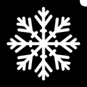 Picture of Sparkly Snowflake (1pc)