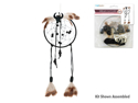 Picture of Craft Kit: Dream Catcher - BLACK