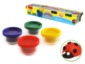 Picture of Clay-Dough 4-Tub Fun-Pack - PRIMARY COLORS