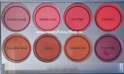 Picture of Mehron L.I.P. Cream Palette 8 Colours Light  (48g)