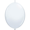 Picture of 6 Inch Quicklink Qualatex - White (50/bag)