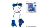 Picture of Craft Kit: Dream Catcher -  Indigo Blue