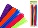 Picture of Pipe cleaners - Chenille Stems 40/pk - Glamour Mix