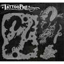 Picture of Tattoo Pro Stencil - Chinese Dragon (ATPS-103)
