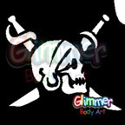 Picture of Pirate Sword Head - Side View - (1pc)