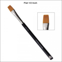 Picture of Global Body Art - Brush - Flat 1/2 Inch