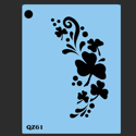 Picture of Shamrocks Stencil - SOBA-61