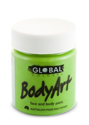 Picture of Global  - Liquid Face and Body Paint - LIME GREEN (LIGHT) 45ml