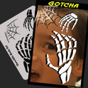 Picture of Gotcha Stencil Eyes Profiles- SOBA