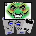 Picture of Grouchy Stencil Eyes - 25SE - (Child Size 4-7 YRS OLD)