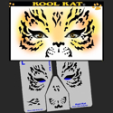 Picture of Kool Kat Stencil Eyes - 38SE - (8YRS and UP)
