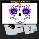 Picture of Sugar Kisses Stencil Eyes - SE