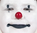 Picture of ProKNOWS Professional Clown Nose -  Large Red Gloss Tip (LT-1)