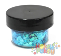 Picture of ABA Chunky Glitter - Glacier Blue (15ml)