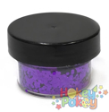 Picture of ABA Chunky Glitter - Grape Soda (15ml)