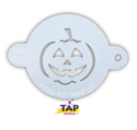 Picture of TAP 030 Face Painting Stencil - Jack O'Lantern