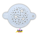 Picture of TAP 061 Face Painting Stencil - Magical Stars