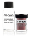 Picture of Mehron Metallic Powder with Mixing Liquid - Rose Gold