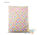Picture of Mesh Sponge Bag - Polka Dots - 50x60cm