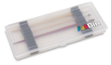"Picture of ArtBin Translucent Brush Box (14"" x 6"" x 1.25"")"