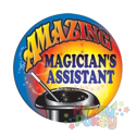 Picture of Sticker Roll - Magician's Assistant - 250/roll