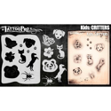 Picture of Tattoo Pro Stencil KIDS - Critters (ATPS-KDS1)