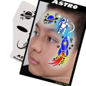 Picture of Astro Stencil Eyes Profiles - SOBA