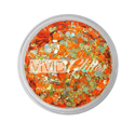 Picture of Vivid Glitter Glitter Gel - Harvest (25g)
