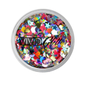 Picture of Vivid Glitter Glitter Gel - Festivity (25g)