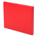 "Picture of Empty Snap Case - Red (12.5"" x 10.25"" x 1.25"")"