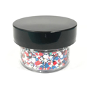 Picture of ABA Chunky Glitter - White-Red-Blue (15ml)