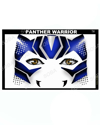 Picture of Panther Warrior - Stencil Eyes