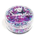 Picture of Superstar Chunky Glitter - Festival (8ml)