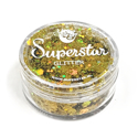Picture of Superstar Chunky Glitter - Laser Gold (8ml)