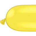 Picture of 350Q Latex Balloons, Yellow(100/bag)
