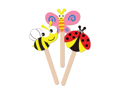 Picture of Krafty Kids Kit: DIY Foam Character Stick Puppets -  Flying Friends (3pc)