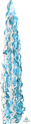 Picture of Twirlz Tissue Balloon Tail 34'' - Blue (1 pc)
