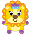 Picture of Krafty Kids Kit: DIY Foam Friends Craft Kit - Lion (CK192-T)