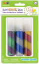 Picture of Krafty Kids Swirl Glitter Glue ( 3pc ) - Jewel