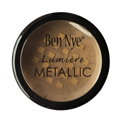 Picture of Ben Nye Lumiere Metallic Powder - Bronze (MLP-5)