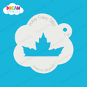 Picture of Canada Maple Leaf Edge - Dream Stencil - 04