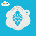 Picture of Decorative Ornament - Dream Stencil - 47