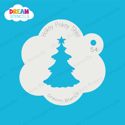 Picture of Christmas Tree - Dream Stencil - 54