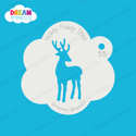Picture of Deer - Dream Stencil - 55